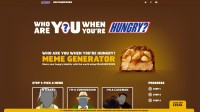 Snickers Asks individuals To Share Who they're after they're Hungry With $50,000 Meme Generator Contest