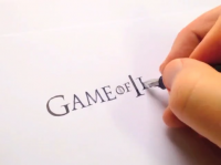 Watch This Artist Flawlessly Draw Your Favorite Logos By Hand
