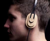 These incredibly thin, easy Headphones don't Use Any Wires