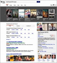 Bing Updates Search film guide in accordance with Bing Listens remarks