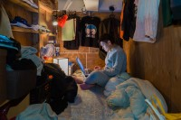 assume Your apartment Is Small? inspect where Tokyo's Backpackers stay