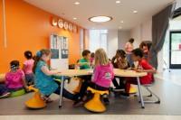 How Smarter School Architecture Can Help Kids Eat Healthier Food