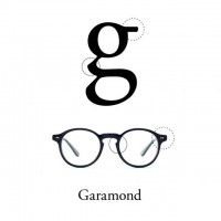 that you would be able to purchase Glasses impressed by using well-known Typefaces