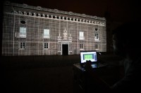 How Do You Make Projection Mapping Even Trippier? Just Add 3-D Glasses