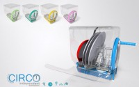 This Tiny Countertop Dishwasher makes use of A Tiny little bit of Water–And No electrical energy
