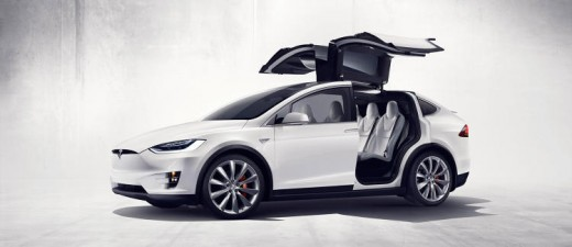 Tesla Debuts The Model X SUV, Its Most Advanced Car Yet