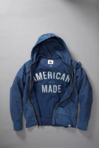 American massive Makes Salvaged Hoodies sexy
