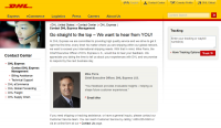 A CMO's View: DHL's focal point On Its purchaser Drives the emblem's advertising and marketing technique