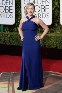 Kate Winslet Wins very best helping Actress For Steve Jobs At Golden Globes
