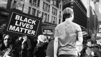 "Mark Zuckerberg Condemns fb employees Who Defaced ""Black Lives matter"" Slogans"