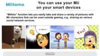 My Nintendo Reward Program, 'Miitomo' Launches Detailed
