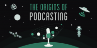 Uncovering the real historical past of Podcasting [Infographic]