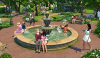 New 'Romantic Garden Stuff' Pack Coming To 'The Sims 4' Just Before Valentine's Day