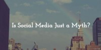 Is Social Media Just A Myth?