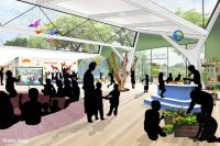 This Ultra-Sustainable Public School Will Have Its Own Urban Farm