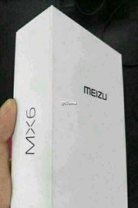Meizu MX6 Box Leaked in Real Life Image, Releasing Soon?