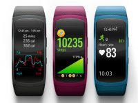 Samsung hits the gym with new fitness wearables