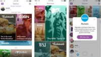 Snapchat redesigns Discover tab to grab more attention for publishers