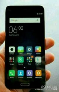 Xiaomi News: Mysterious 4.3-inch Xiaomi Mini Spotted on Weibo