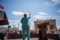 Can Female Leaders Like Hillary Clinton Dream Big?