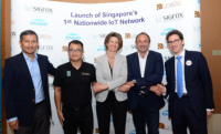 Sigfox and ENGIE building Singapore IoT network
