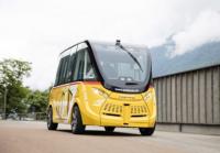 Swiss city begins autonomous bus trials