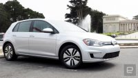 VW's E-Golf is an undercover electric car