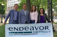Endeavor Detroit Aims to Help Companies Connect to Mentors and Grow