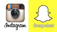 Instagram to Snapchat: It's On