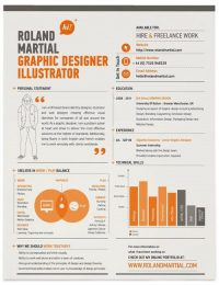 How to Create a Polished Infographic Resume [Infographic]