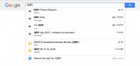 Google Integrates Search Across Gmail, Calendar, Groups, Drive