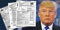 Leaked Donald Trump Records Show He May Not Have Owed Taxes for Years