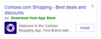 Bing Piloting Direct Navigation To App Installs In U.S.
