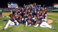 Chicago Cubs Reach World Series for First Time Since 1945