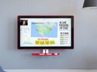 "Google Unveils Its New ""Jamboard"" Digital Whiteboard"