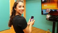 Olympic Champs Simone Biles and Aly Raisman Inspire with Just Dance 2017