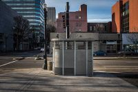 The Ultimate Public Toilet Is As Low-Tech As It Gets