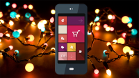 Where Are Holiday Shoppers Making Time For Mobile?