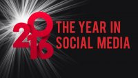 2016: The Year in Social Media