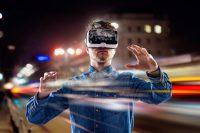 Exploring VR, Immersive Advertising