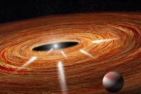 Hubble spots kamikaze comets plunging into a nearby star