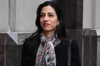 Huma Abedin Never Saw a Search Warrant for FBI Email Searches