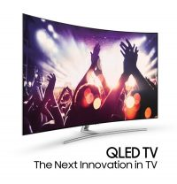 Samsung Revealed A New Line Of QLED TVs – Superb Image Quality, Quantum Dot Technology, Outstanding Design