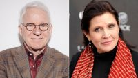 Steve Martin Deletes Tribute to Carrie Fisher After Accusations of Sexism