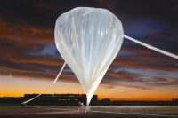 Up, Up And Away: For $75K, This (Beautiful) Balloon Will Take You Into Space