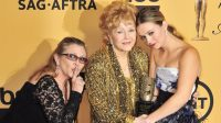Watch Carrie Fisher's Touching Tribute to Mom Debbie Reynolds at the SAG Awards
