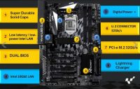 Biostar Unveils 2nd Gen RACING Motherboards For AMD Ryzen CPU And Intel 200-Series Chipset