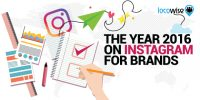 The Year 2016 On Instagram For Brands