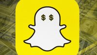 With 158 million daily users, Snapchat's parent company made $404.5 million in 2016