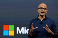 Microsoft CEO says AI should help, not replace, workers